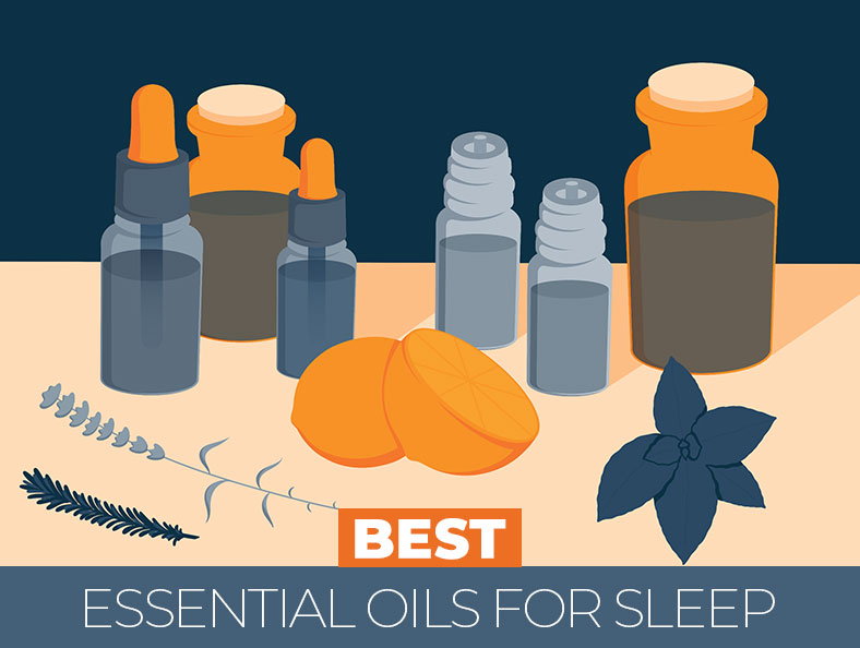 Top Rated Essential Oils for Sleep Reviewed