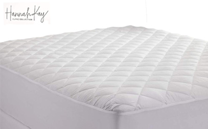 hypoallergenic quilted stretch to fit product image