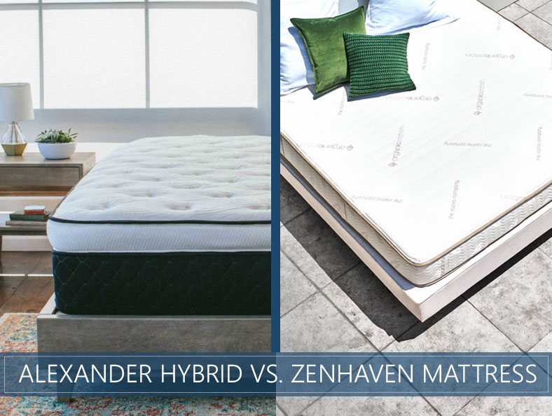 our comparison of alexander hybrid and zenhaven