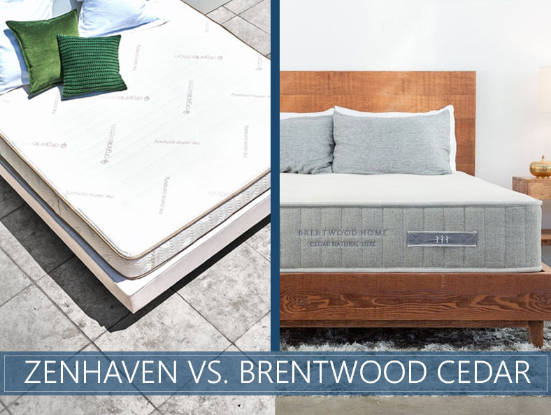 our comparison of zenhaven and brentwood cedar