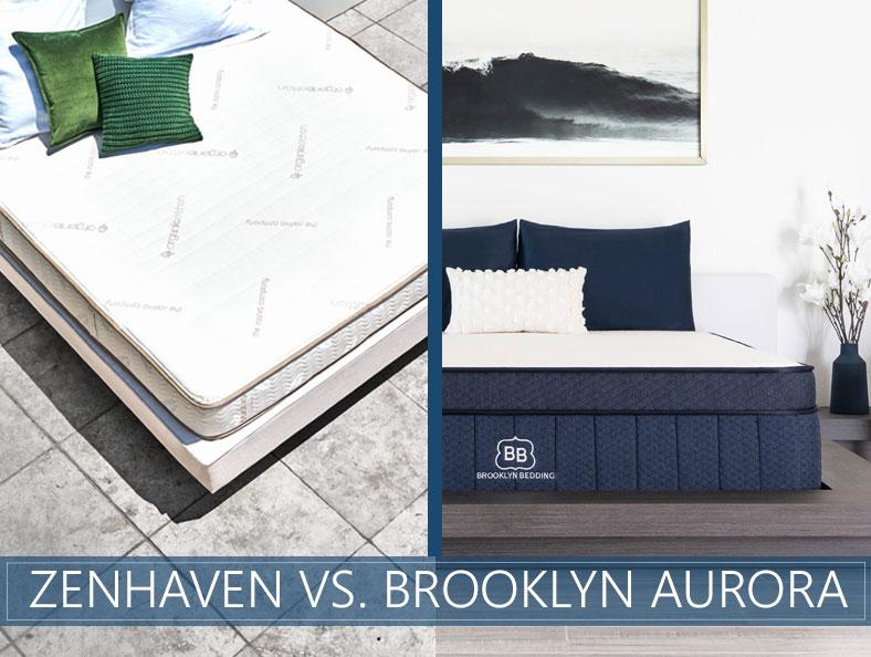 our comparison of zenhaven and brooklyn aurora