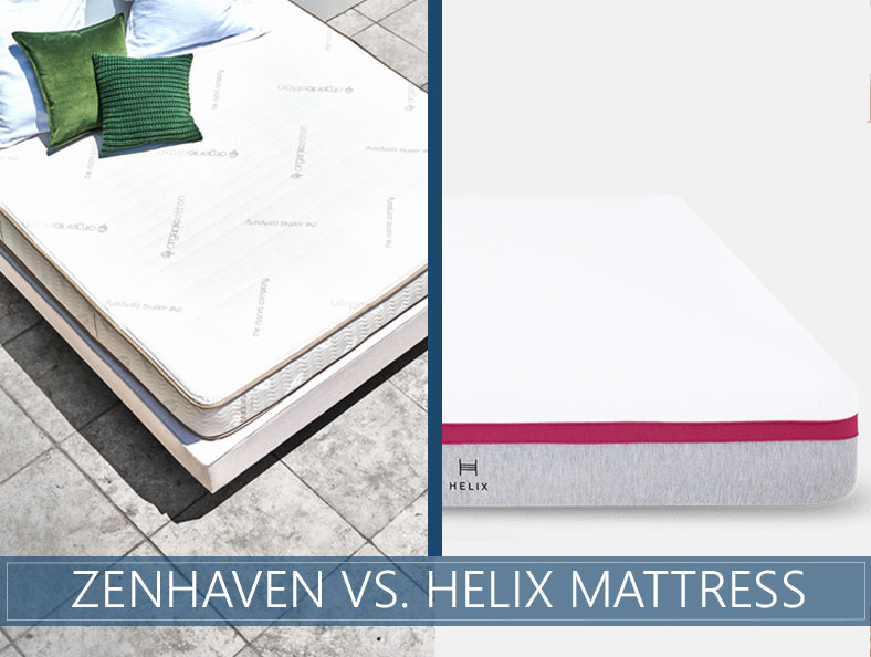 our comparison of zenhaven and helix