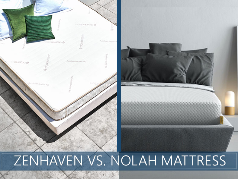 our comparison of zenhaven and nolah