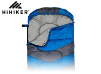 HiHiker blue single sleeping bag product image small
