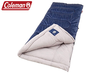 Product image of coleman sleeping blue bag