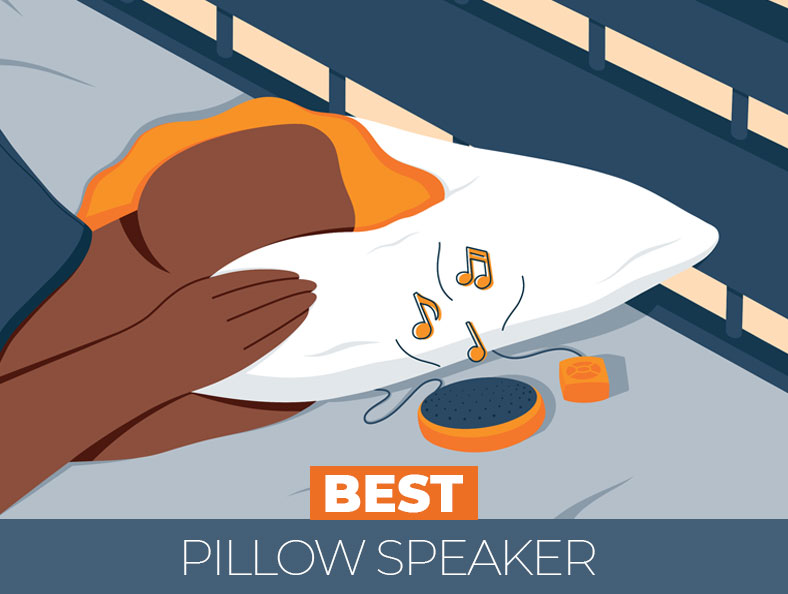 our highest rated pillow speaker