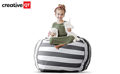 CREATIVE QT BEAN BAG PRODUCT IMAGE FOR KIDS