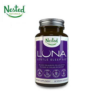 Product image of Nested naturals sleep aid small