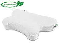 Product image of lumia wellness wedge pillow for sleep apnea small