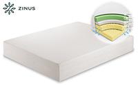 small image of zinus memory foam green tea