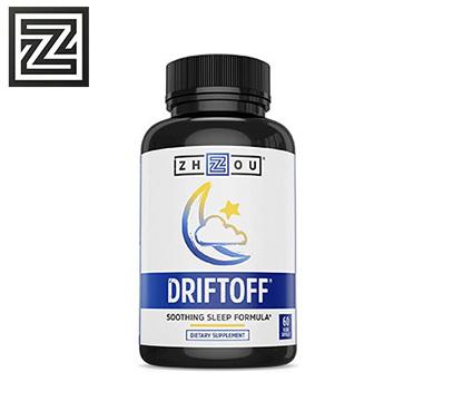 driftoff sleeping formula product image natural sleep aid