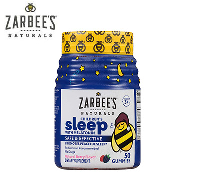 product image of zarbees natural sleep aid