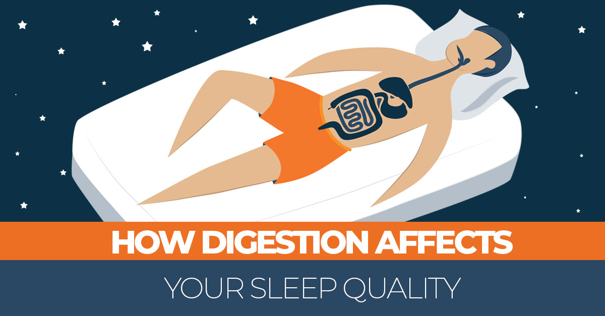 Sleep And Digestion How To Improve Your Gut Health