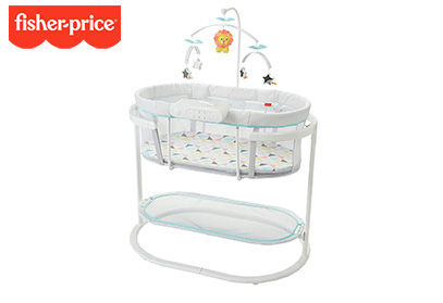 Fisher-Price Soothing Motions Bassinet product image