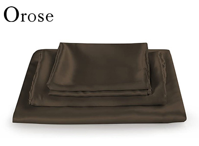 Orose product image of silk sheets