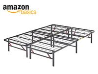 Product image of AmazonBasics Foldable Metal Platform Bed Frame small