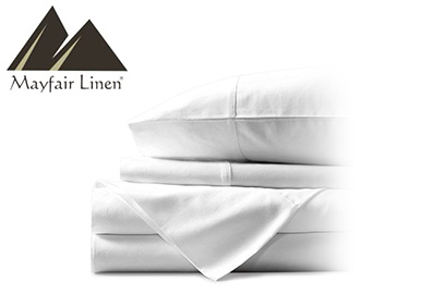 Product image of Mayfair Linen Egyptian Cotton Sheets