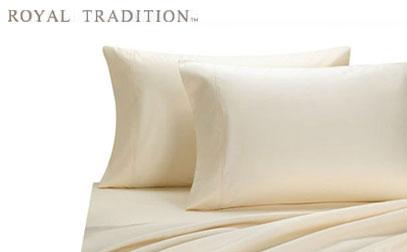Product image of Royal Tradition sheet set