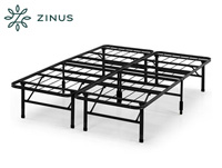 Product image of Zinus Shawn 14 Inch Metal SmartBase Bed Frame small