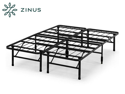 Product image of Zinus Shawn 14 Inch Metal SmartBase Bed Frame