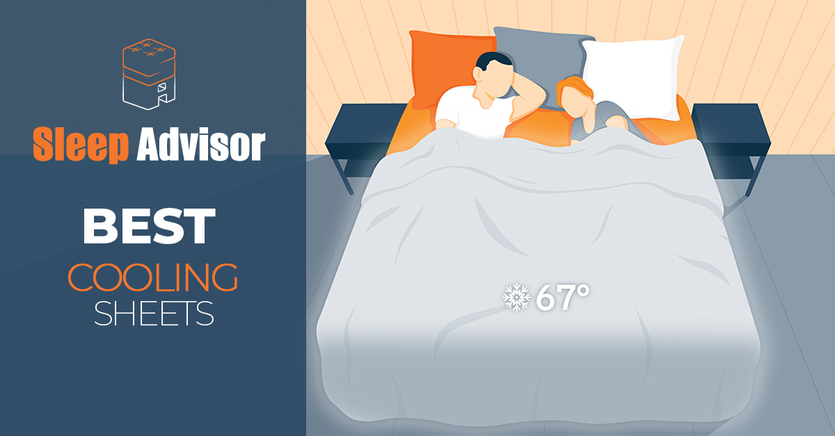 The Best Cooling Sheets Reviews Ratings For November 2020