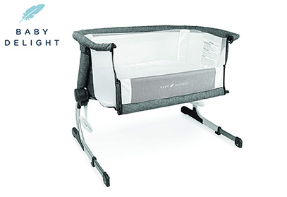 baby delight modern bassinet product image