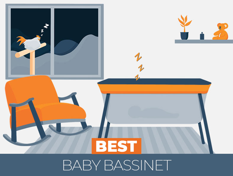 our highest rated baby bassinet