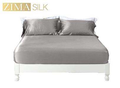 product image of Zima silk sheets