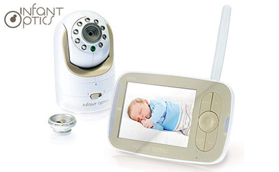product image of infant ptics baby monitor
