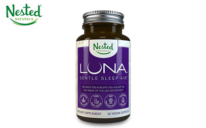 product image of nested naturals luna sleeping aid