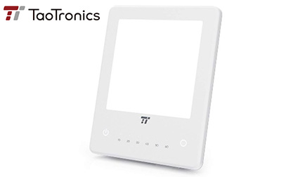 product image of the TaoTronics Light Therapy Lamp