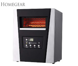 small product image of Homegear 1500W Infrared Electric indoor heater
