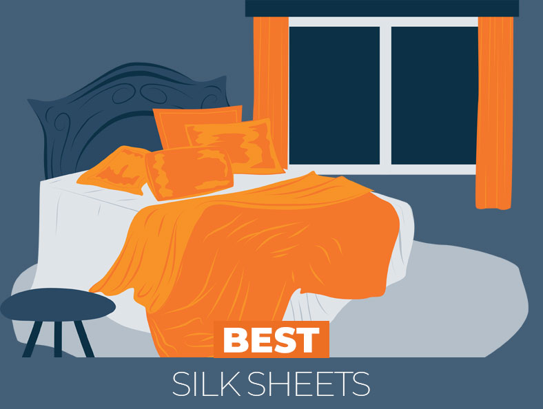 top rated silk sheets rated and reviewed