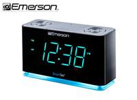 Emerson SmartSet Alarm Clock Radio with Bluetooth Speaker product image small