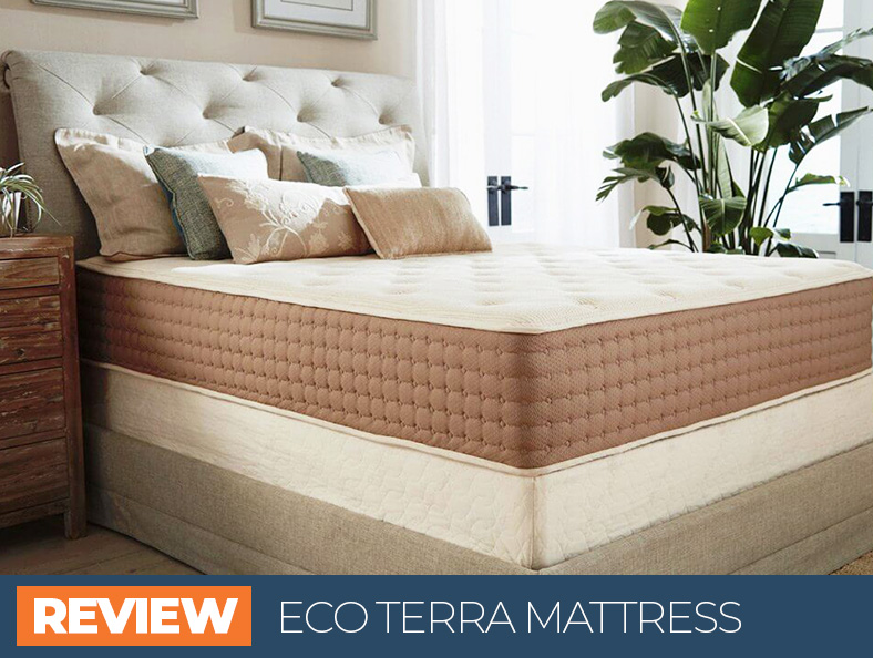 Our in depth overview of the Eco Terra mattress