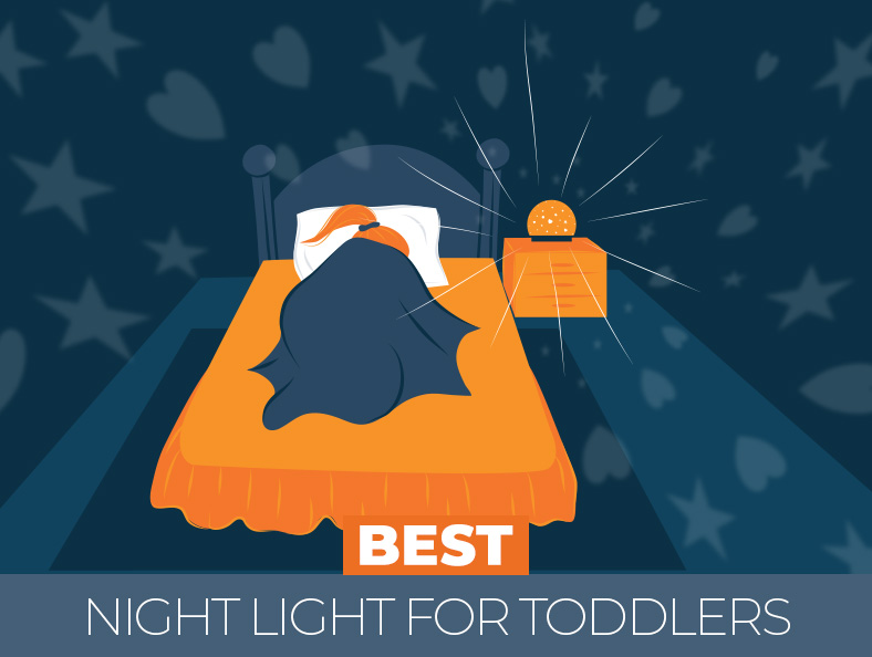 Our in depth overview of the best night light for toddlers