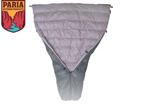 Product image of Paria Outdoor Products Thermodown 15 Degree Down Sleeping Quilt small