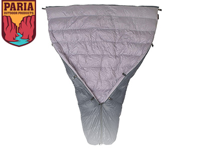 Product image of Paria Outdoor Products Thermodown 15 Degree Down Sleeping Quilt