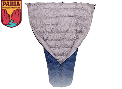 Product image of Paria Thermodown 30 Degree Down Sleeping Quilt small