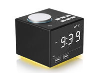 Product image of fitfirst bluetooth alarm clock small