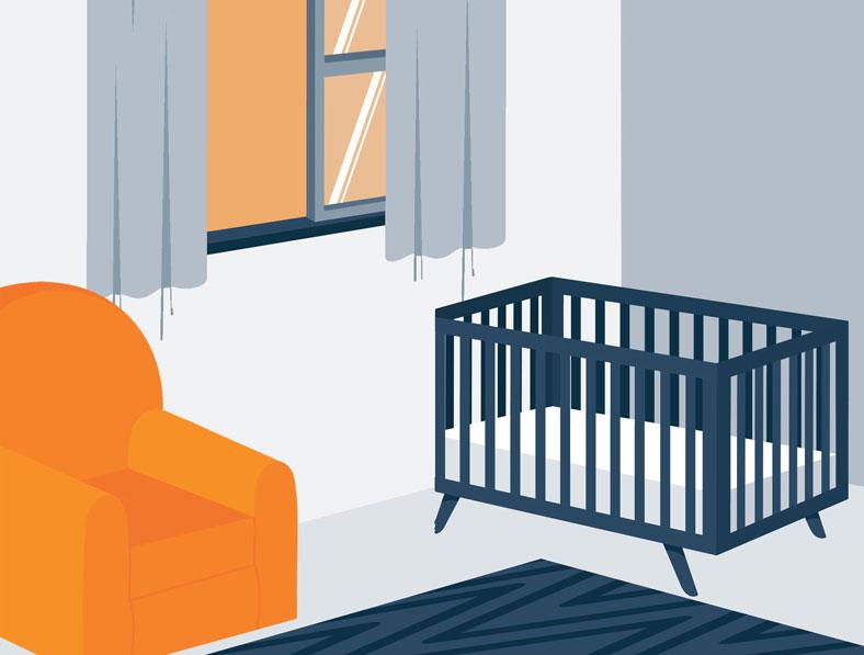 blackout curtains for nursery room