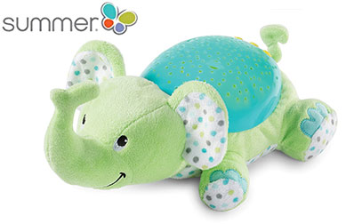 product image Summer Slumber Buddies Projection and Melodies Soother