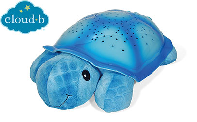 product image of Cloud b Twilight Turtle Blue Night Light Soother