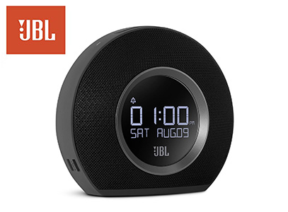 product image of JBL Horizon - Bluetooth Clock Radio with USB Charging and Ambient Light small