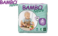 Bambo Nature Eco Friendly Baby Diapers product image small
