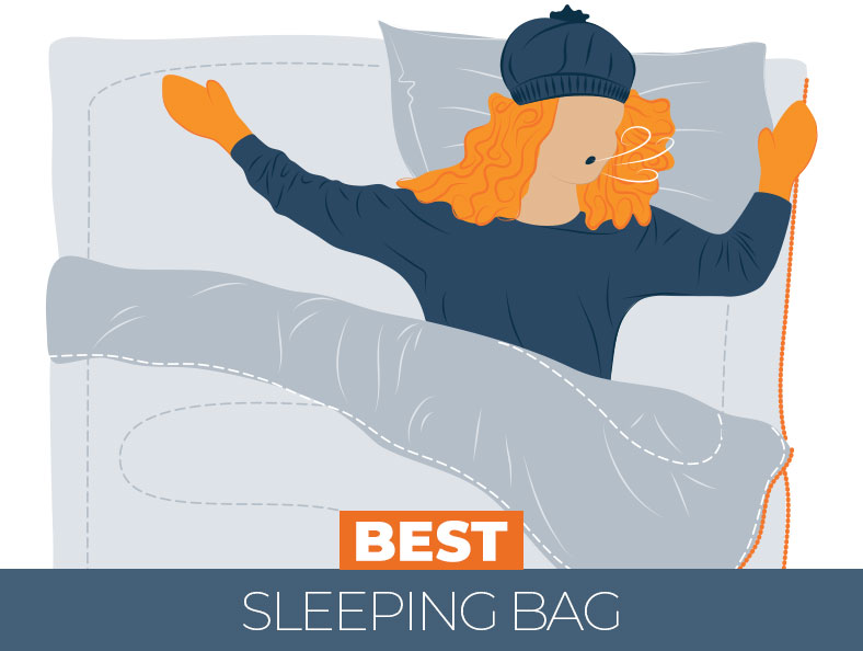 Best Rated Sleeping Bag Reviews and Buying Guide