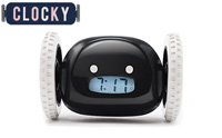 Clocky Alarm Clock on Wheels product image small