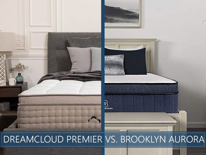 DreamCloud Premier vs Brooklyn Aurora