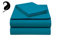 EnvioHome GOTS Certified Organic Cotton Sheet Set product image small