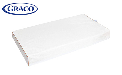 Graco 6 Inch Dual-Comfort Baby Crib and Toddler Mattress product image